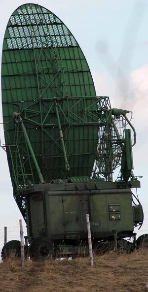 Лучший из подвижных радиолокационных высотомеров