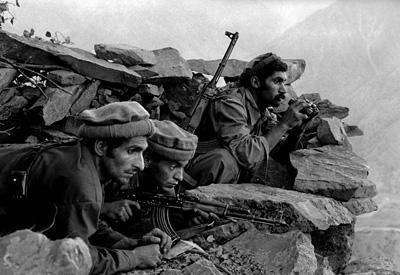 Афганистан, май-июнь-июль-август 1983 г.