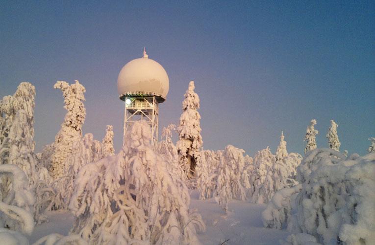Новые локаторы осваивают Арктику