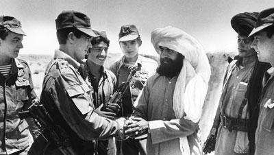 Афганистан, ноябрь-декабрь 1983 г., январь 1984 г.