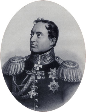 Генерал-лейтенант маркиз Паулуччи