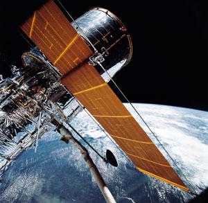 Господство в космосе – победа на земле