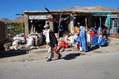 Афганистан и афганцы — часть II