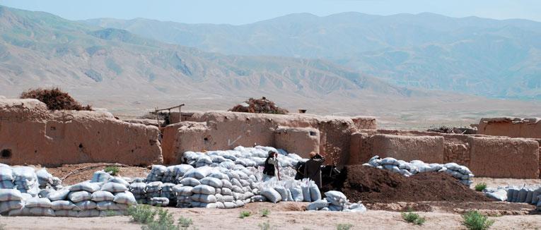 Афганистан, февраль-март-апрель 1984 г.
