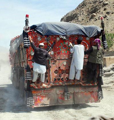 Афганистан, май-июнь-июль 1984 г.