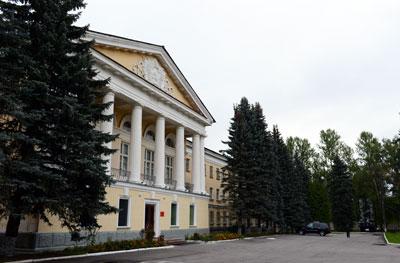 Небесный щит центральной России — часть I