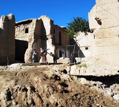 Вопросы и ответы для афганского моджахеда