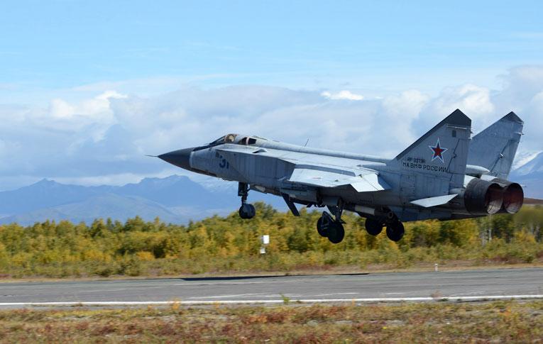 Идеология развития авиации ПВО