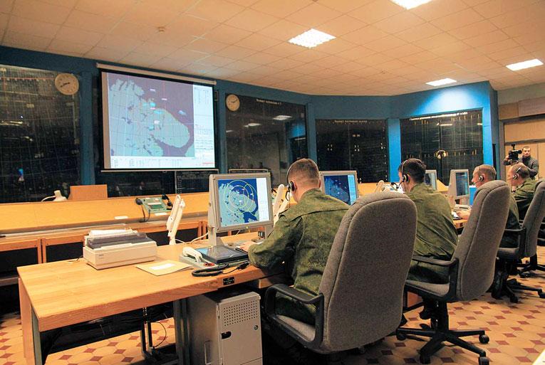 Исторический аспект развития АСУ ПВО