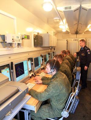 Радиотехнические войска: страницы истории