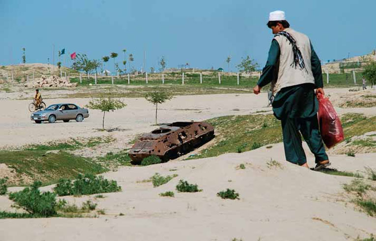 Афганистан, ноябрь-декабрь 1984 г.