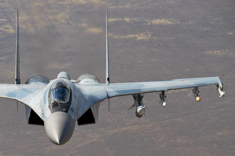 самолетов-истребителей ПВО