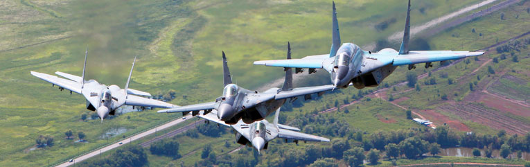 О поколениях самолетов-истребителей ПВО