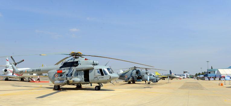 Вертолеты Ми и Гималаи созданы друг для друга
