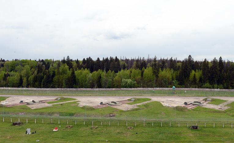 Небесный щит центральной России — часть V
