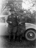 Чехословакия 30 мая 1945 г. П. Батицкий - слева
